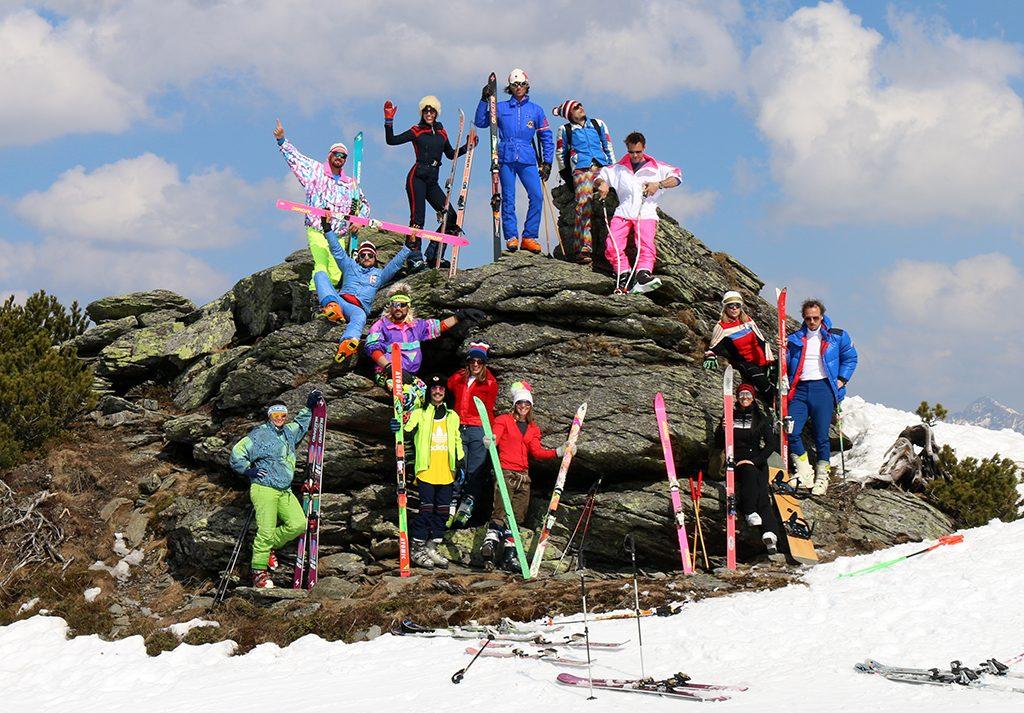 Veranstaltungen - Retro Ski Tag